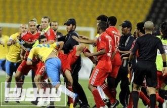 gharrafa-vs-arabi-fight-mar