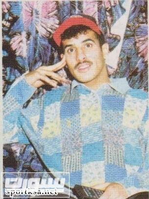 عبدالعزيز الدوسري لاعب الاتفاق