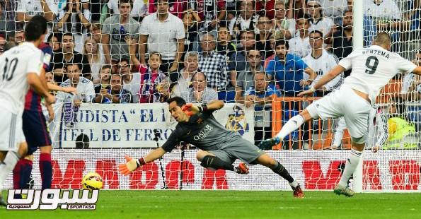 ريال مدريد و برشلونة الكلاسيكو