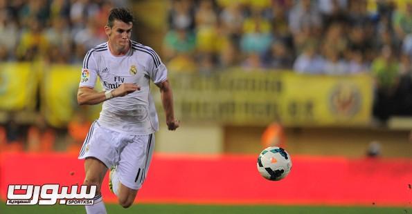 غاريث بيل يعود لتشكيل ريال مدريد في المباراة المقبلة