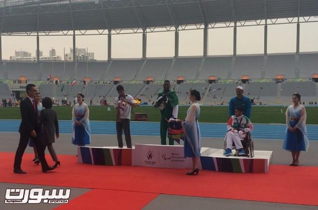 دورة الألعاب البارالمبية الآسيوية 2014