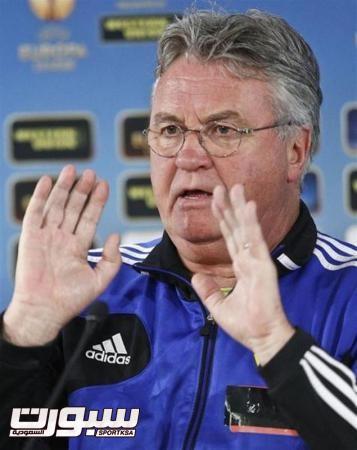 هيدينك: سأتولى تدريب هولندا بعد كأس العالم