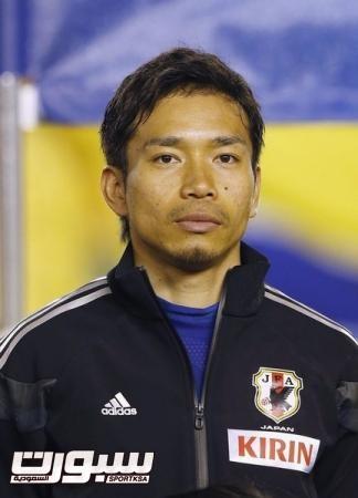 ناجاتومو مدافع اليابان يقول إنه سيسعى للفوز بكأس العالم